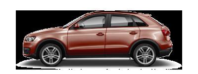 AUDI Q3 U8 – 09/2011 -> 2014 1.4 TFSI