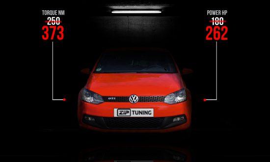 VW Polo GTI 1.4 TSI Tuning