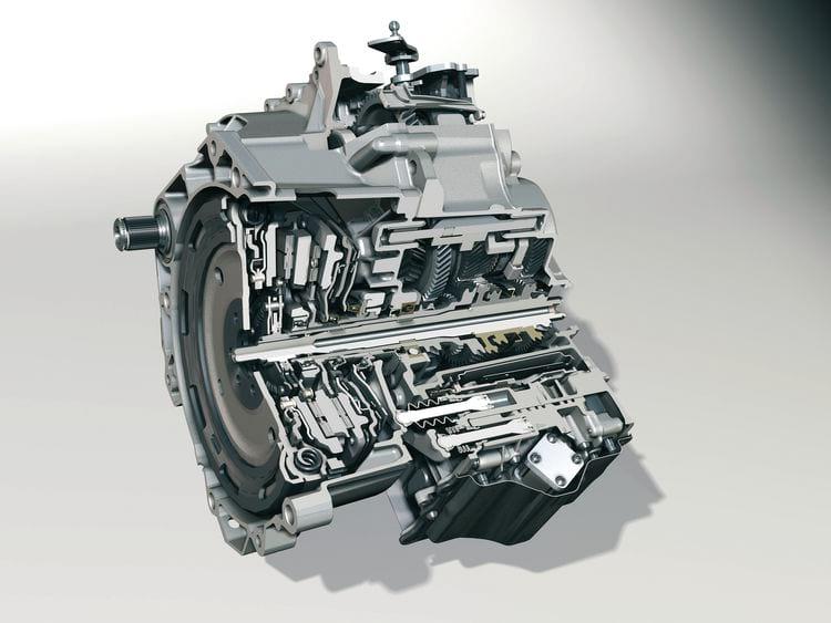 7-speed DSG Gearbox