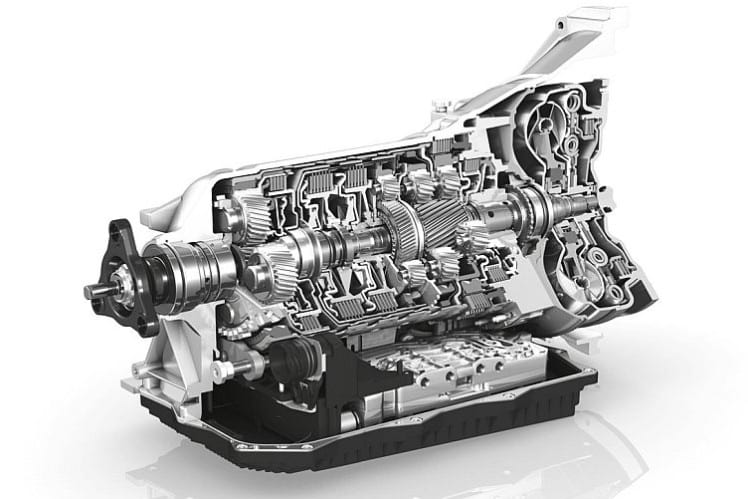 ZF 8HP 8-speed automatic transmission